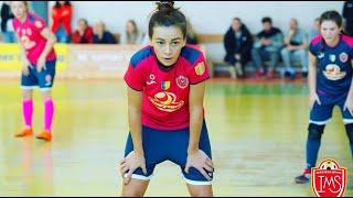 Anastasiia Klipachenko Skills Goals Women Futsal Анастасия Клипаченко HD