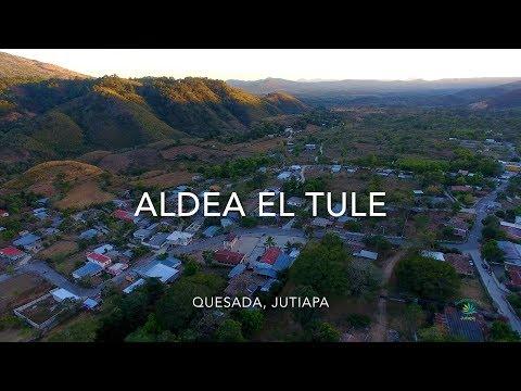 Aldea El Tule, Quesada, Jutiapa  Via Drone