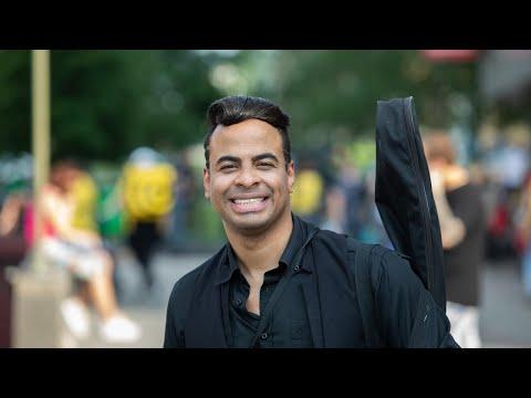 Talento venezolano por el mundo. La historia del cantante y compositor Gabriel Linares from YouTube · Duration:  4 minutes 12 seconds