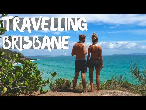 Travelling Brisbane | Australia | 2017 | DJI Phantom | GoPro Hero