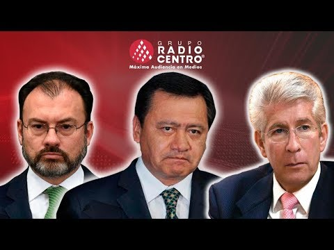 EPN y circulo de poder se debilitan; VAN POR VIDEGARAY, OSORIO y RUIZ ESPARZA: advierten periodistas