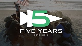5 Years of the GORUCK Challenge