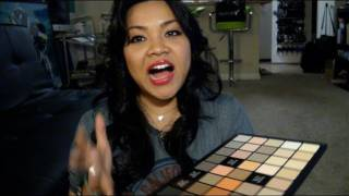 IMATS 2011 Makeup Haul: Naked! Eye Kandy Cosmetics! Inglot! Stila! OCC! Embryolisse! Thumbnail