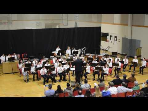 Redmond Middle School - Cadet Band (PLAZA DE TOROS)