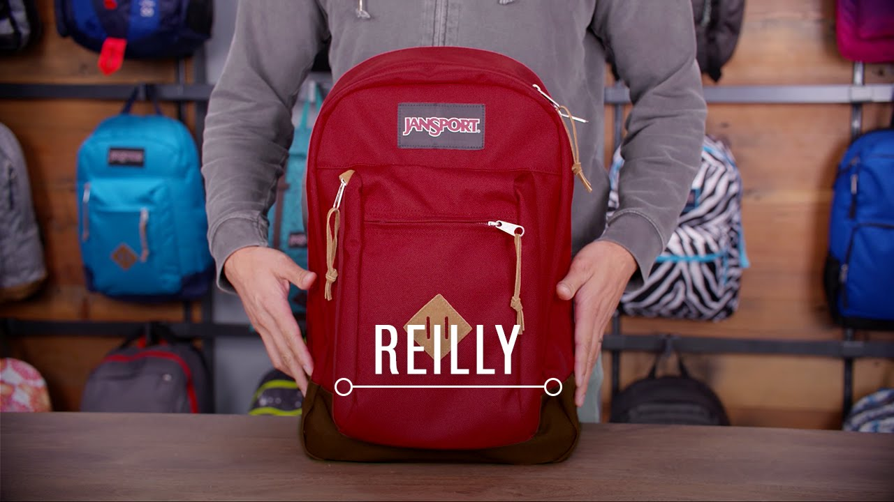2753c4b94f0b JanSport Pack Review  Reilly Backpack by JanSport