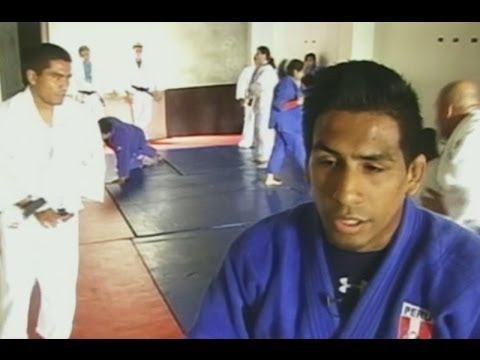 Campeón peruano de Judo entrena en Francia