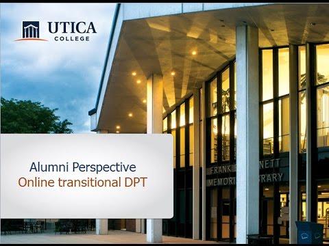 Utica College Online - tDPT Alumni - David Simon, DPT, PT, MA