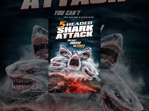 5Headed Shark Attack