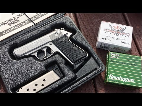 Walther PPK/S Interarms , Pawn Shop Find