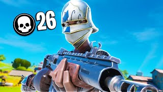 26 Kill Solo Squad | Chapter 2 Fortnite