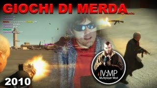 Giochi di Merda - GTA IV:MP