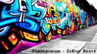"""Pandemonium"" - Funk Old School Beat Instrumental (Prod. by ZeRiot)"