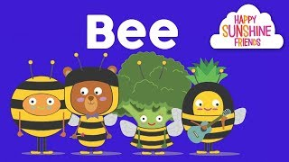 Kids song | Bum Bee Bee | Song for kids learnings