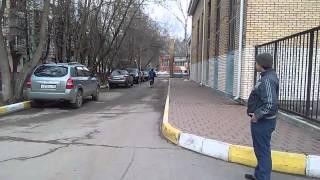 Самодельный мотовелосипед(Это видео создано с помощью видеоредактора YouTube (http://www.youtube.com/editor), 2015-04-05T10:10:43.000Z)