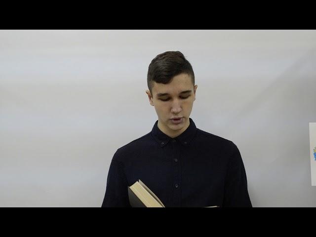Изображение предпросмотра прочтения – ЕгорЗайков читает произведение «Але» М.И.Цветаевой