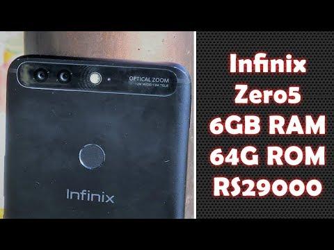 Infinix Zero 5 Detailed Review!