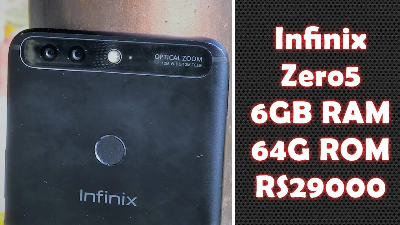 Buy Infinix Zero 5 Smartphone | Price in Kenya