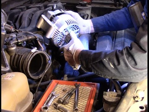 How to diagnose a charging system problem  2005 Mercury Mountaineer