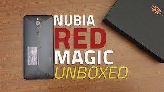 Nubia Red Magic Unboxing | First Look at Nubia