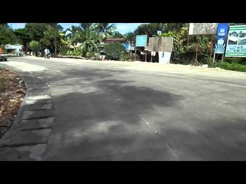 Bohol: On the road