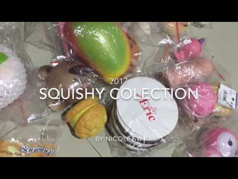 My Squishy Collection Part 1 : Squishy collection part 1 - YouTube