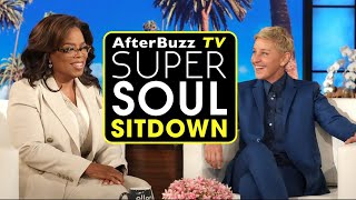 "Oprah Winfrey and Ellen Degeneres Talk ""Coming Out""   AfterBuzz TV's Super Soul Sitdown"