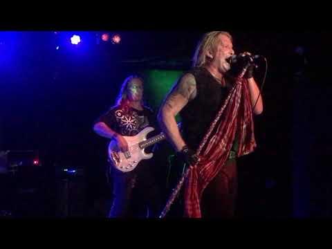 Heavy Pettin Rock Ain't Dead Cathouse Glasgow 16 10 2018