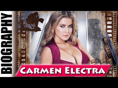 playboy Carmen electra