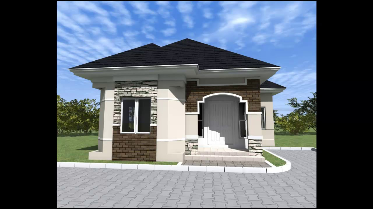 Cost Of Building A Four Bedroom Bungalow From Foundation: 0004 Building A Four Bedroom Bungalow In Nigeria (cost