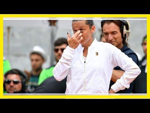 Ciao Roberta: Vinci bids tennis a teary goodbye in Rome By J.News