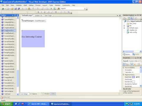 Hướng dẫn sử dụng asp.net