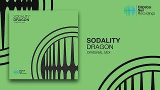 Sodality - Dragon ( Original Mix ) *OUT NOW*
