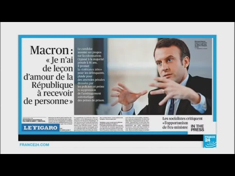 France's Macron causes uproar by calling colonisation 'crime against humanity'