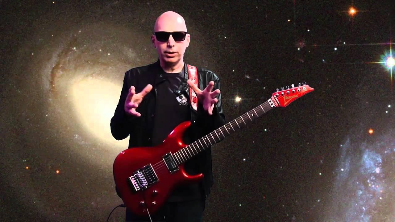 Episode 7 The Golden Room Joe Satriani Black Swans