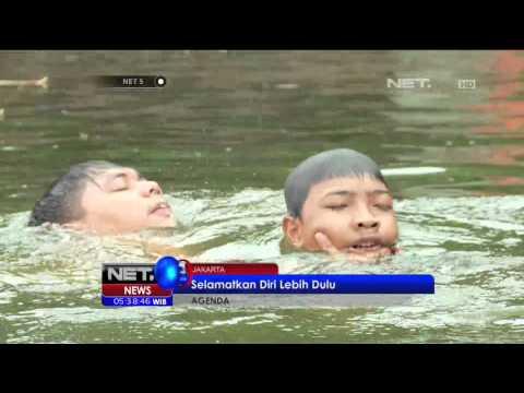 Agenda Tim Rescue Penyelamat Bencana - NET5