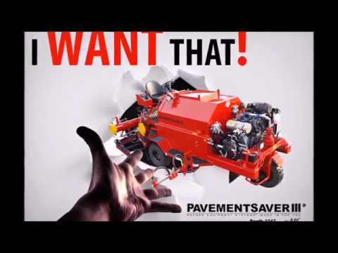 Rayner Equipment Systems -RoadSaver, RaynMaker and PavementSaver