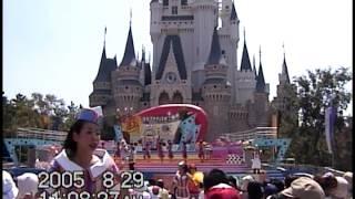 東京ディズニーランド ディズニー・ロック・アラウンド・ザ・マウス 2005 0829