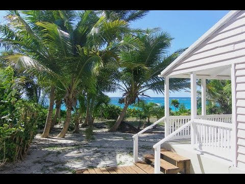 """Bahamas Real Estate """"Pink Dolphin"""" Hope Town Abaco"""