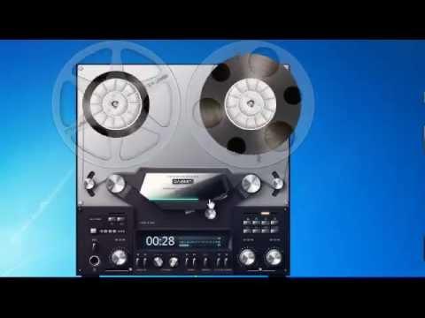 Скины для Aimp 3 в Виде Магнитофона
