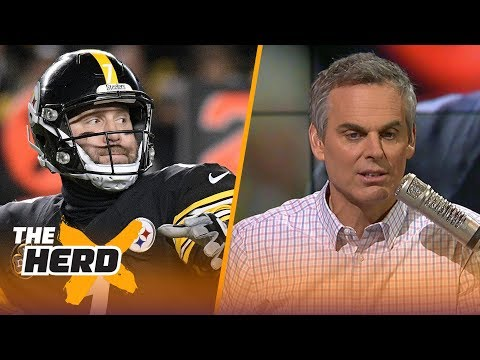 Colin Cowherd on Big Ben's legacy after huge Week 14 vs Ravens & the NFC playoff race | THE HERD