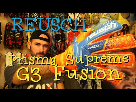 Reusch Prisma Supreme G3 Fusion