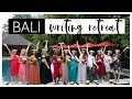 Writing Retreat in BALI | Travel With Me Vlog