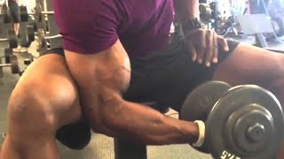 How To Get Big Biceps In 7 DAYS