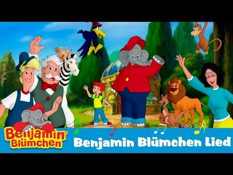Benjamin, Du Lieber Elefant...Lied Mit Songtext Zum Mitsingen