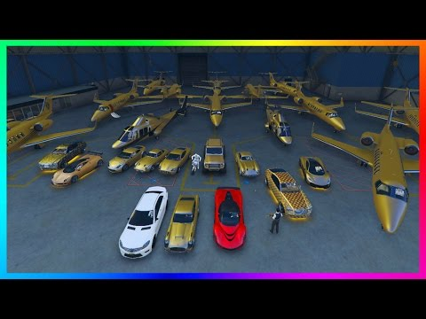 GTA ONLINE BILLIONAIRE'S BASH FREEMODE SPECIAL! - RAREST/EXPENSIVE VEHICLES, MANSION PARTY & MORE!