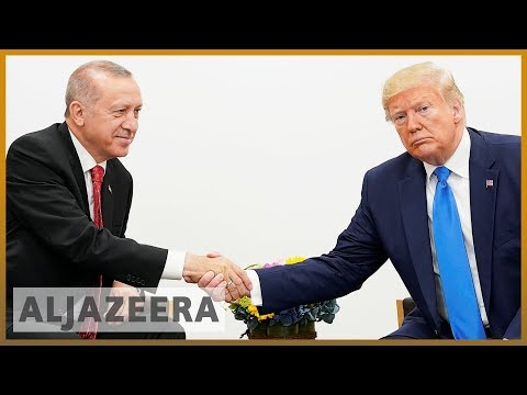 Trump lifts US sanctions on Turkey, says ceasefire permanent