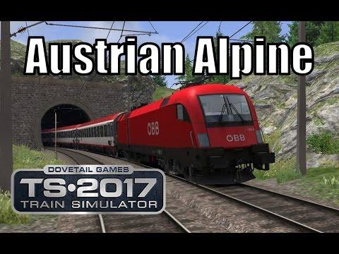Train Simulator 2017 - Austrian Mountain Railway - Semmeringbahn - ÖBB 1116