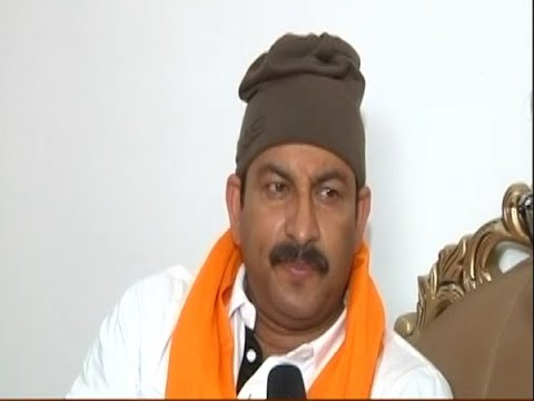 Election for me will come to an end after BJP forms govt in Delhi: Manoj Tiwari