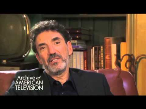 "Chuck Lorre on the cast of ""The Big Bang Theory"" - EMMYTVLEGENDS.ORG"