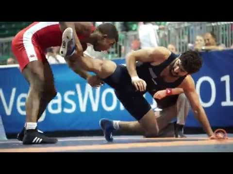 Speed Kills: Highlights from Freestyle Action at the 2015 Wrestling World Championships